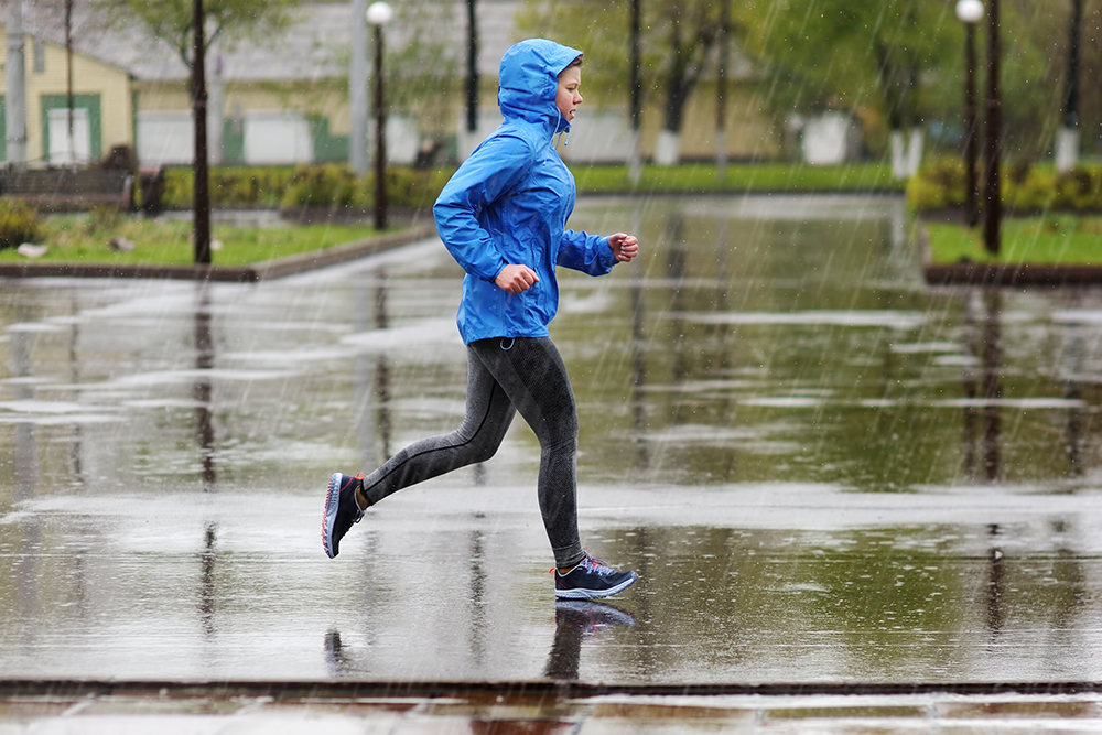 14 Tips for Running in the rain