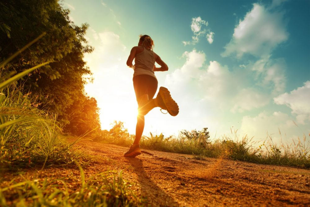 What are the 8 different types of running workout