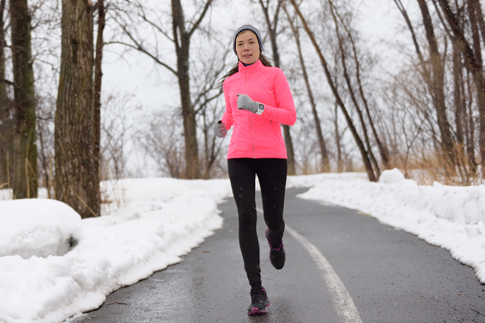 Best Cold Weather Running Clothes for Women