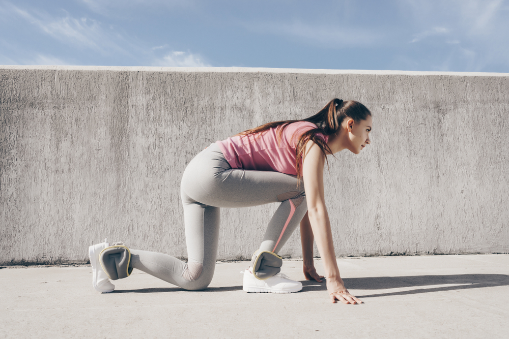 Running with weights - what you need to know