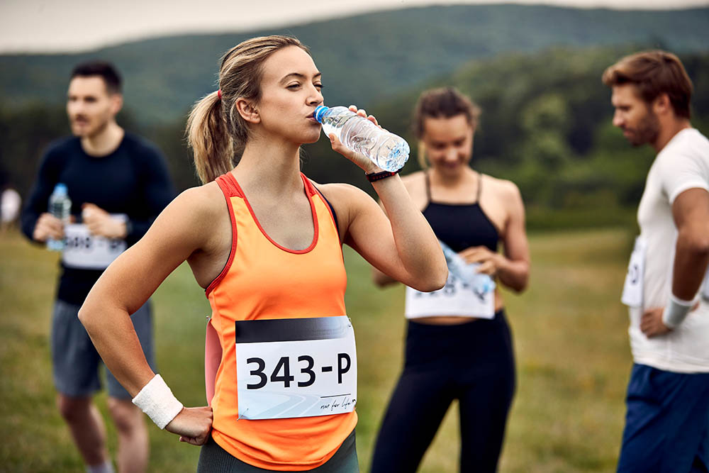 How Much Water Should I Drink as a Runner